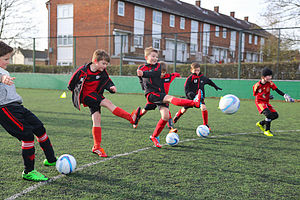 Football coaching – are we missing the street?