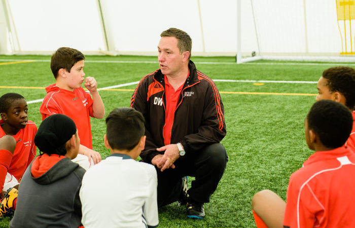 Football Coach Education